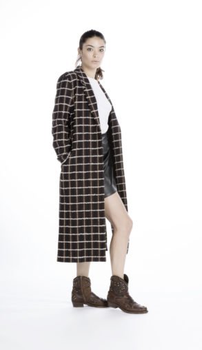 Corinne Long Blazer