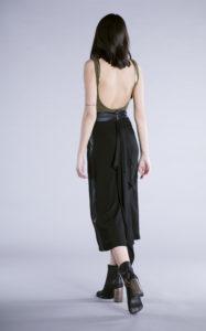 blanca skirt back