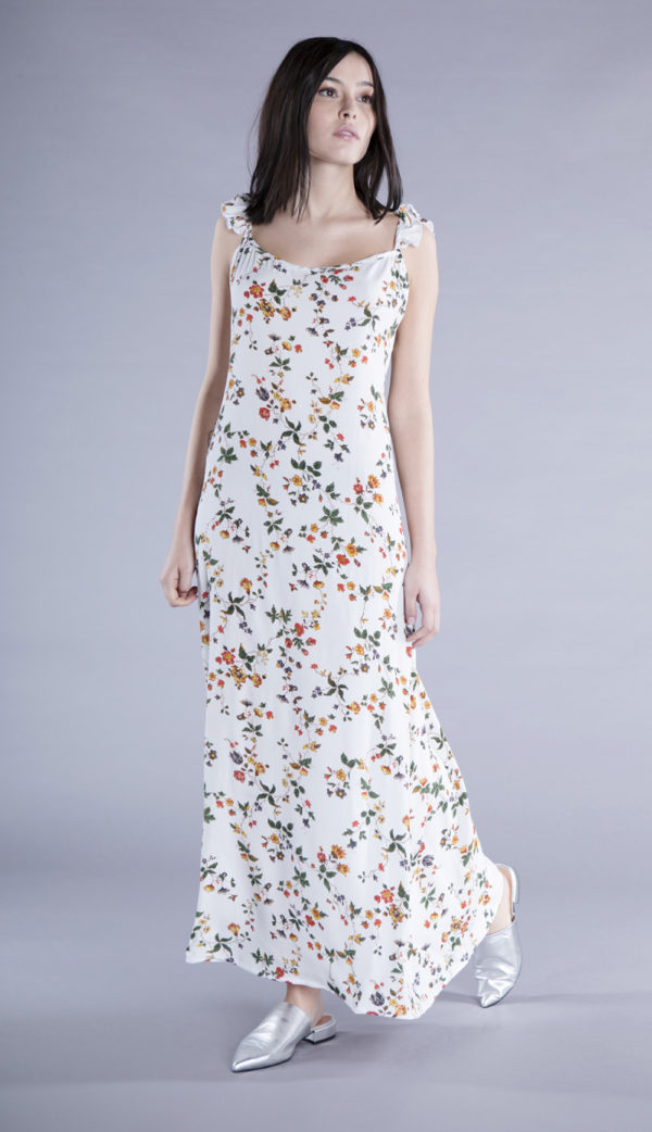 Alice Dress Flowers