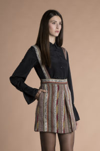 Ellen Shirt Silk