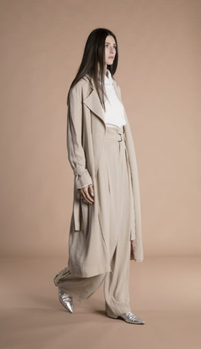 Eva Trench Coat