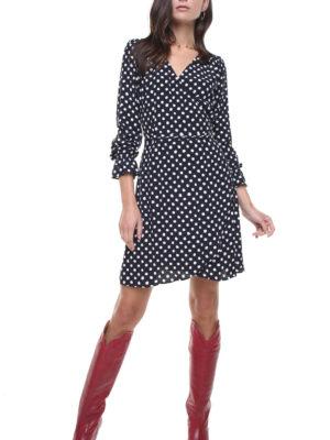 Caroline Dress Dots