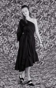 karen dress black