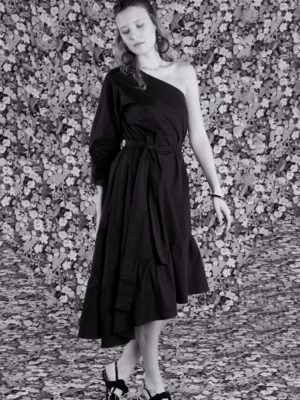 karen dress black