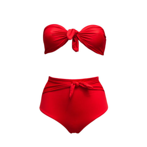 Margot Bikini red