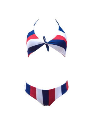 knotty bikini stripes