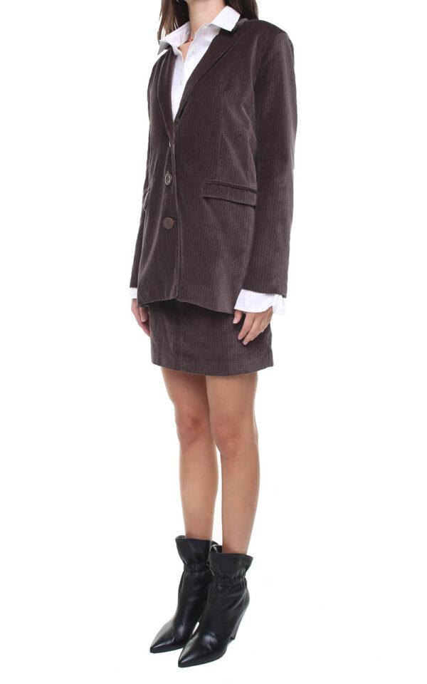 Isabel Jacket Velvet