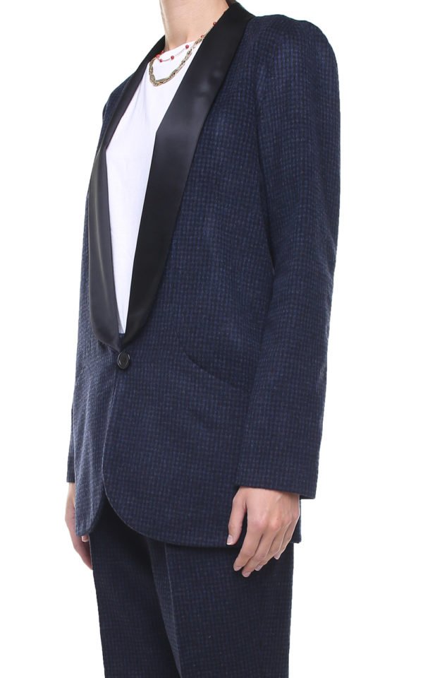 Savana Jacket cashmere wool