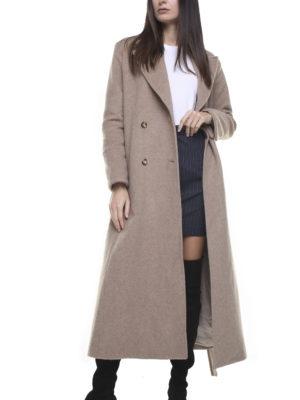 Valentina coat camel