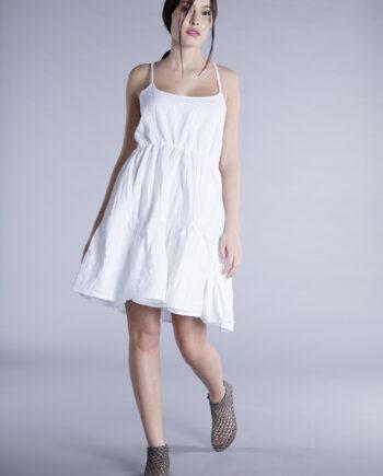 Greta Dress Linen