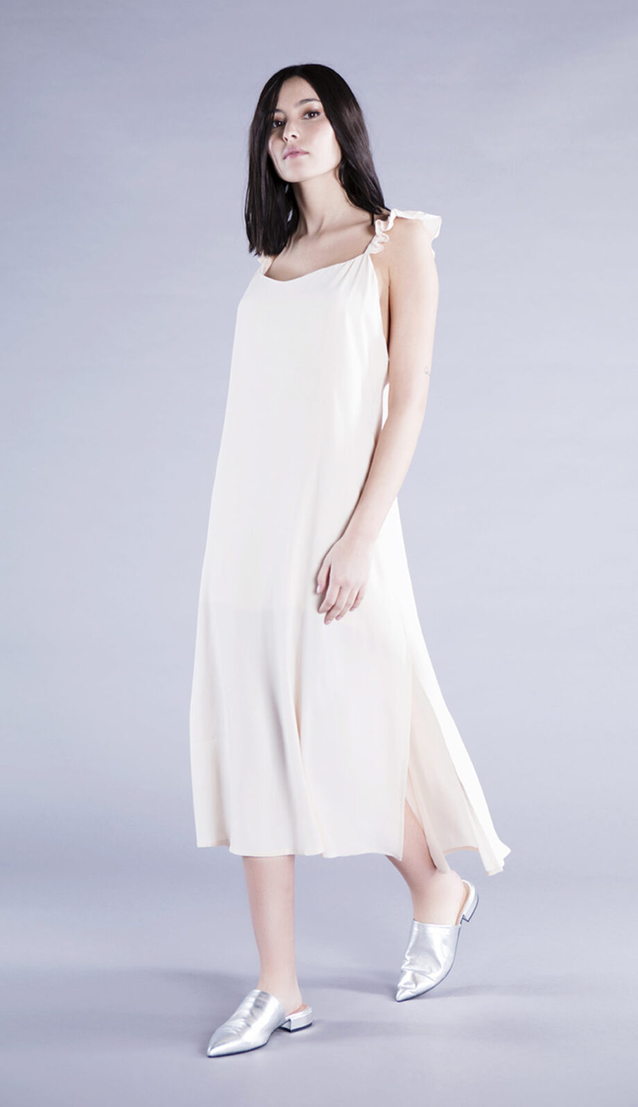 ALICE DRESS PALE PINK