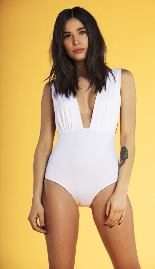 Fantasea Swimsuit white