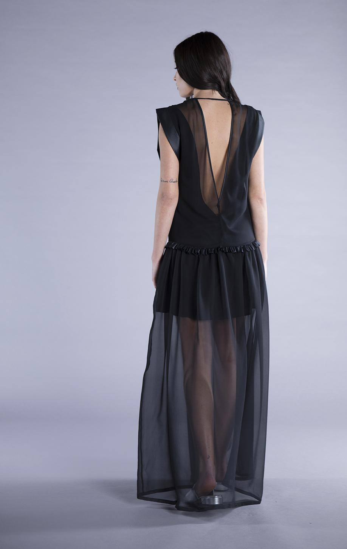 BELLA SILK DRESS