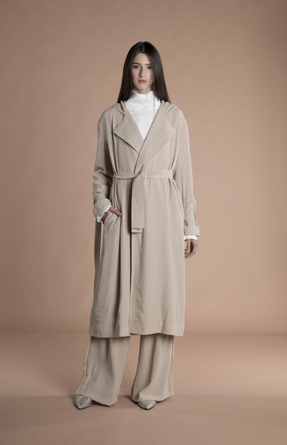 Eva Trench Coat