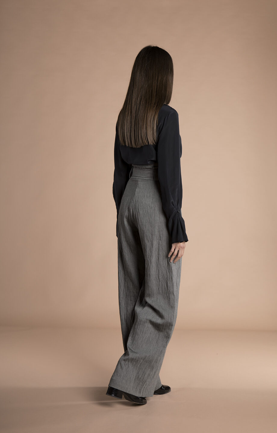 Linda Pants Grey