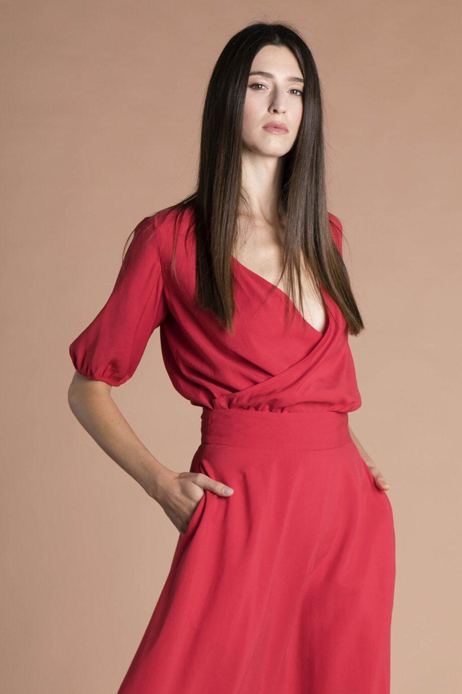 Gina Body Red