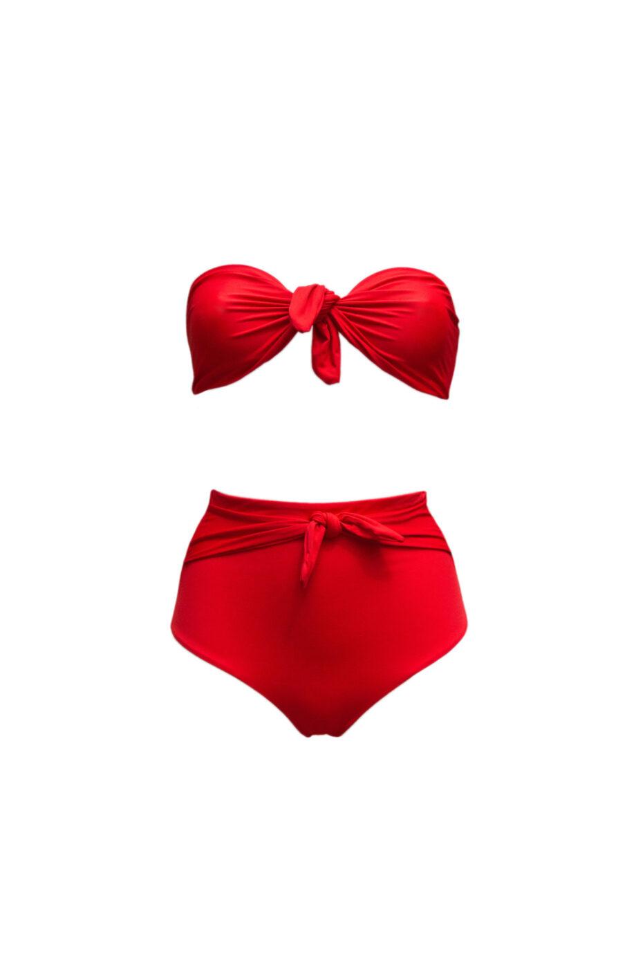 Margot Bikini red