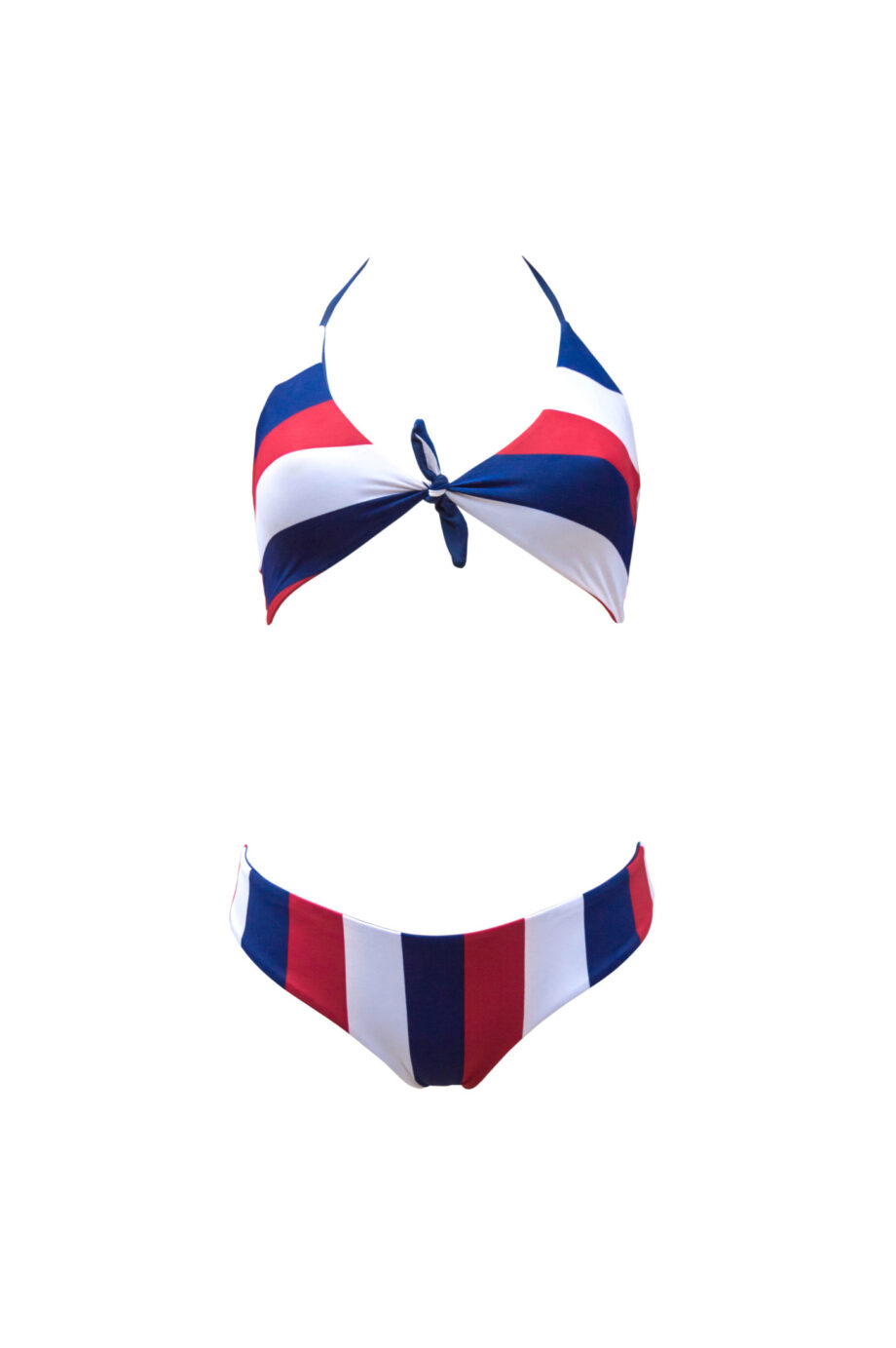 knotty bikini stripes