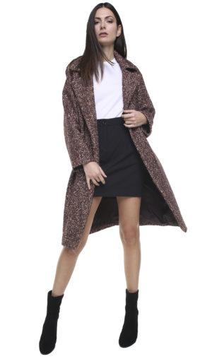 Janet Coat melange