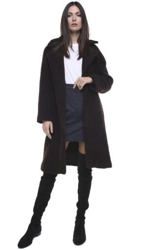 Janet Coat brown