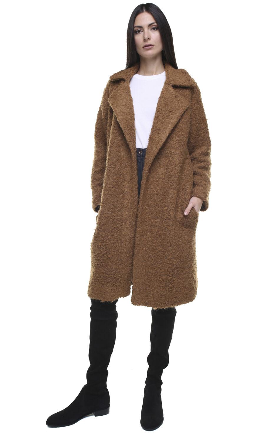 Janet Coat camel