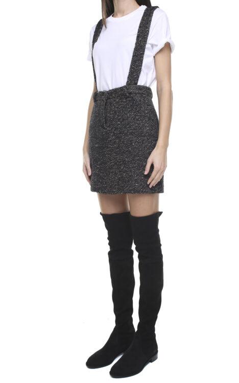Mia Skirt wool melange