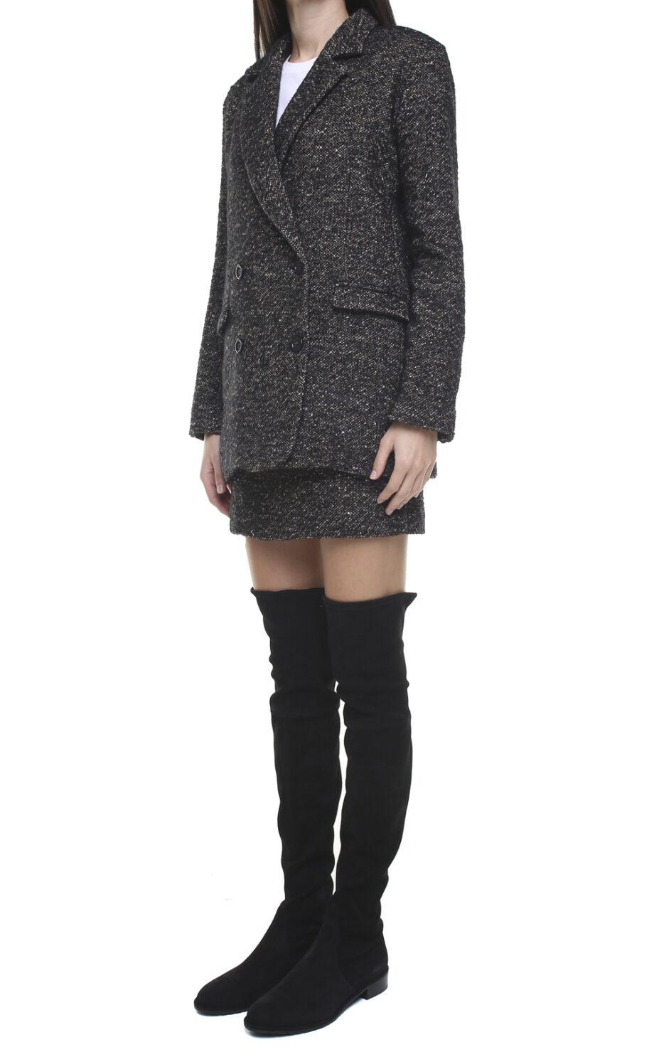 Margot Jacket Melange