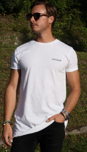 Iconic T-shirt white