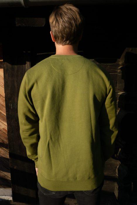 Piña jumper green
