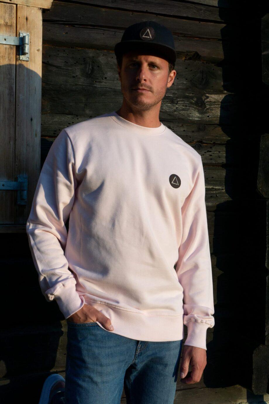 Piña jumper pink