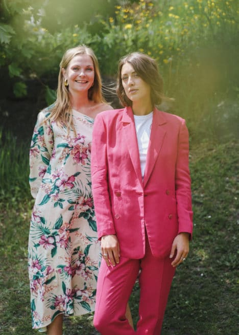 Margot Jacket Strawberry Pink