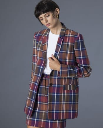 Isabel Jacket checks