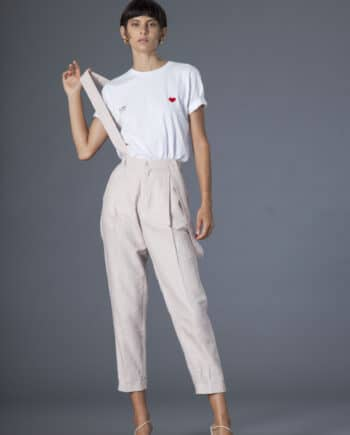 Jane trousers light pink
