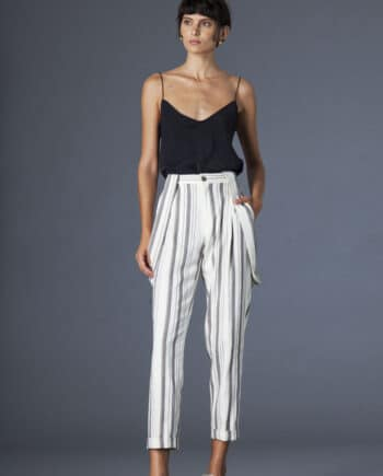 Jane trousers stripes