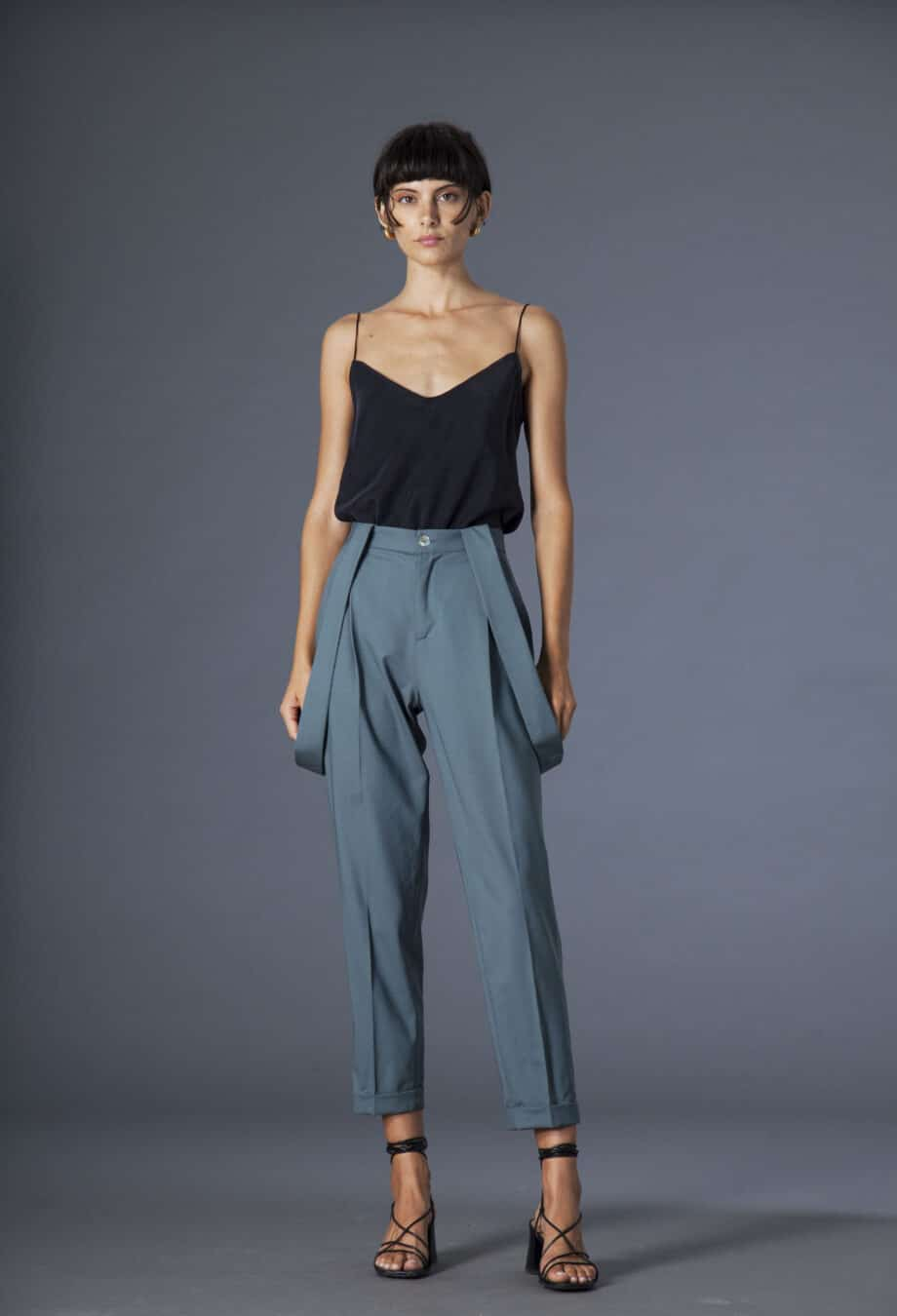 Jane trousers Sage Green
