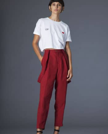 Jane trousers linen