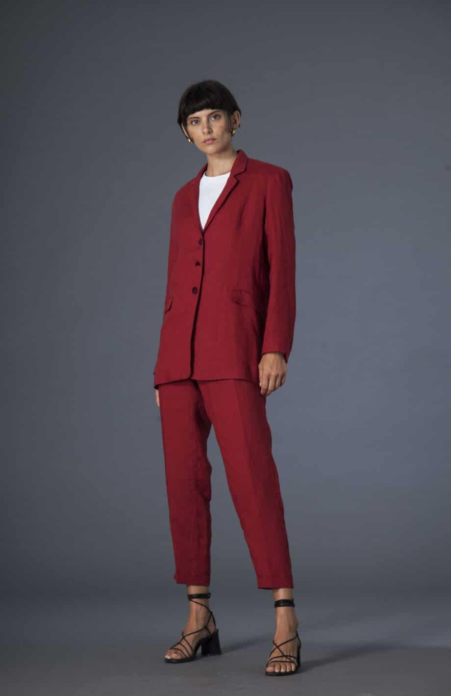Isabel Jacket Linen