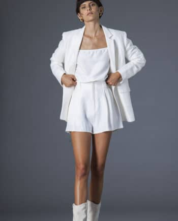 Isabel Jacket White