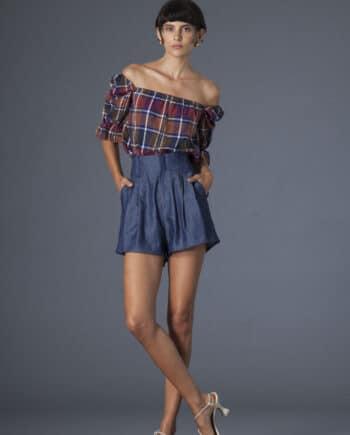 Gilda shorts tencel blend